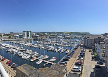 Thumbnail 2 bed flat for sale in Discovery Wharf, North Quay, Sutton Harbour, Plymouth