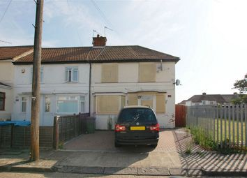 Thumbnail 3 bed end terrace house for sale in Crabtree Avenue, Wembley