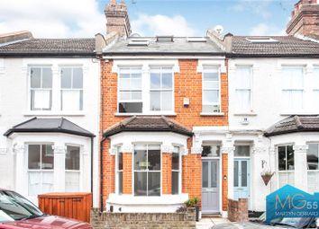 Brackenbury Road, East Finchley, London N2. 3 bed detached house