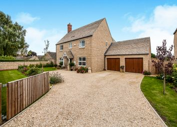 Thumbnail 4 bed detached house for sale in Top Road, Kempsford, Fairford