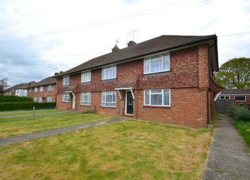 Thumbnail 2 bed maisonette to rent in Upfield, Horley