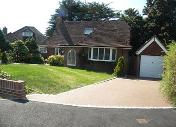 Thumbnail 4 bed property for sale in Mill Close, Polegate