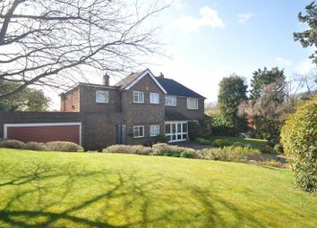 Thumbnail 4 bed detached house for sale in Ralliwood Road, Ashtead