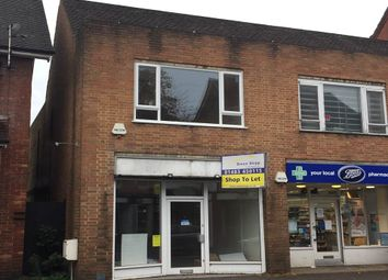 Thumbnail Retail premises to let in 9A High Street, Bramley