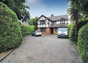 Thumbnail 4 bedroom detached house for sale in New Road, Bournemouth