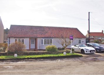 Thumbnail 4 bed detached bungalow for sale in Back Street, Snape