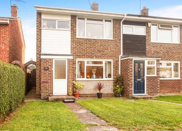 Thumbnail 3 bed end terrace house for sale in Larkswood Walk, Wickford
