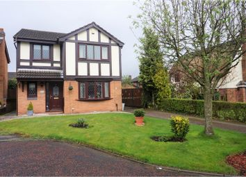 Thumbnail 4 bed detached house for sale in Cam Wood Fold, Chorley