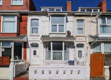 Thumbnail 4 bedroom terraced house for sale in Wolsley Road, Blackpool