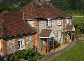 Thumbnail 3 bed cottage to rent in Near Upham, Bishop's Waltham And Winchester, Upham