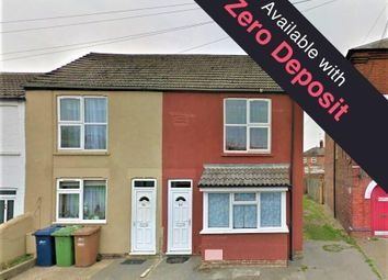 Thumbnail 2 bed property to rent in Leverington Road, Wisbech