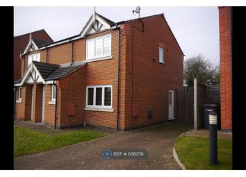 Thumbnail 3 bed semi-detached house to rent in Southwell Close, Melton Mowbray