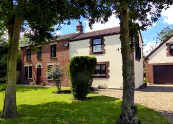 Thumbnail 5 bedroom country house for sale in Walpole Marsh, Walpole St Andrew, Norfolk