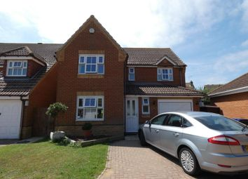 Thumbnail 4 bed detached house to rent in Bhutan Road, Herne Bay