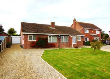 Thumbnail 2 bed bungalow for sale in Lingwood, Norwich, Norfolk