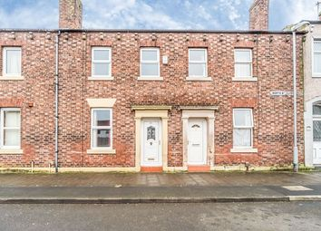 Thumbnail 2 bed terraced house to rent in North Street, Carlisle