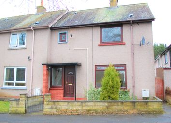 Thumbnail 2 bed end terrace house to rent in Craighall Place, Rattray, Blairgowrie