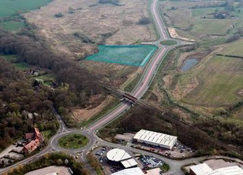 Thumbnail Land for sale in 4.5 Acre Development, Basford East, Crewe, Cheshire