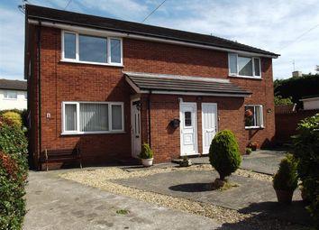 Thumbnail 2 bedroom flat to rent in Croft Gardens, Orders Lane, Kirkham