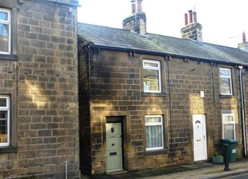 Thumbnail 2 bed end terrace house for sale in West Terrace, Burley In Wharfedale, Ilkley