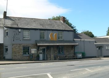 Thumbnail Pub/bar for sale in Mill Road, Fremington Barnstaple