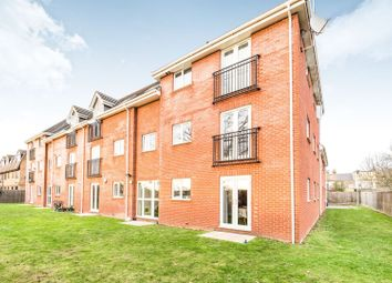 Thumbnail 2 bed flat for sale in 117 Marlborough Road, Romford