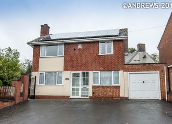 Thumbnail 3 bed detached house to rent in Austery Road, Warton, Tamworth