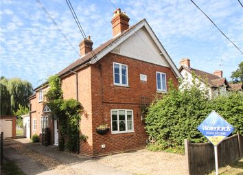 Thumbnail 3 bedroom semi-detached house for sale in Eversley Road, Yateley, Hampshire