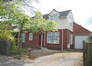 Thumbnail 3 bed property for sale in Main Street, Cossington, Leicestershire