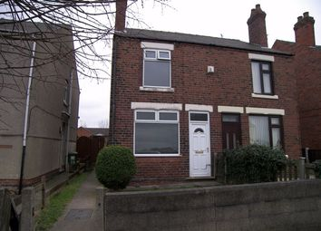 Thumbnail 3 bed semi-detached house to rent in Leamoor Avenue, Somercotes, Alfreton, Derbyshire
