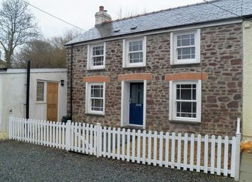 Thumbnail 2 bedroom semi-detached house for sale in Guildford Bridge, Llangwm, Haverfordwest