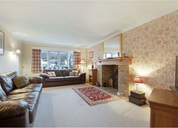 Thumbnail 4 bed detached house for sale in The Street, Wormshill