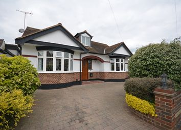Thumbnail 3 bed semi-detached bungalow for sale in Netherpark Drive, Gidea Park, Romford