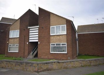 Thumbnail 1 bed flat for sale in Bamburgh Avenue, South Shields
