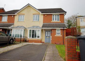Thumbnail 3 bed semi-detached house for sale in Ilsham Grove, Longbridge, Northfield, Birmingham
