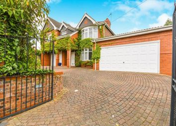 Thumbnail 4 bed detached house for sale in Station Road, Penketh, Warrington, Cheshire