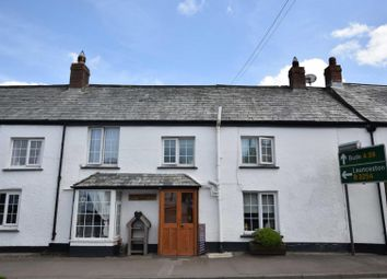 Thumbnail 3 bed terraced house for sale in Kilkhampton, Bude, Cornwall
