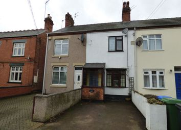 Thumbnail 2 bedroom terraced house for sale in Leicester Road, Broughton Astley