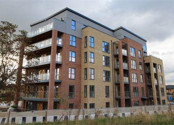 Thumbnail 1 bed flat to rent in 18 Cyber Avenue, Oakgrove Village, Milton Keynes