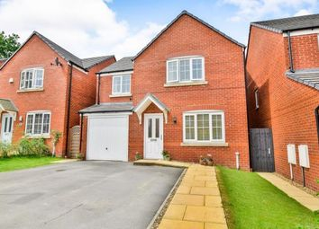 Thumbnail 4 bedroom detached house for sale in Storey Road, Disley, Stockport, Cheshire