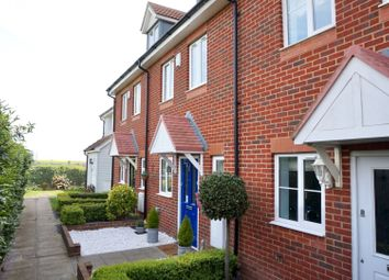 Thumbnail 3 bed terraced house for sale in Rivenhall Way, Hoo, Rochester