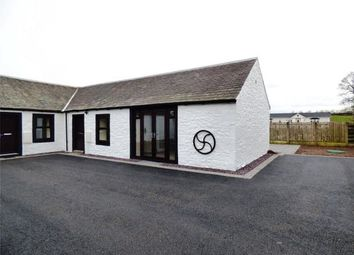 Thumbnail 2 bed semi-detached bungalow for sale in 3 Dinwoodie Courtyard, Johnstonebridge, Lockerbie, Dumfries And Galloway