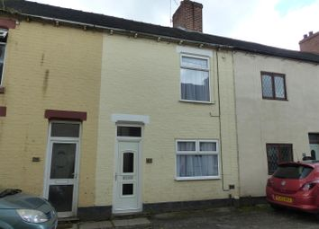 Thumbnail 3 bedroom terraced house for sale in Alma Road, Newhall, Swadlincote