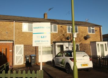 Thumbnail 3 bed terraced house to rent in Kestrel Green, Hatfield, Herts