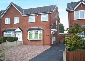 3 bed semi-detached house for sale in Amison Street, Longton, Stoke-On-Trent ST3