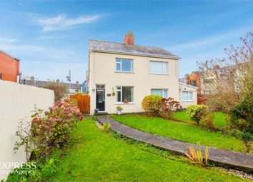 Thumbnail 2 bed semi-detached house for sale in Croft Street, Bangor, County Down