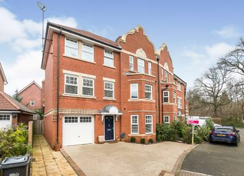 Thumbnail 4 bed end terrace house for sale in Buckle Gardens, Hellingly, Hailsham