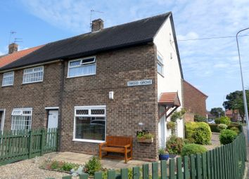 Thumbnail 3 bedroom end terrace house for sale in Tweed Grove, Hull