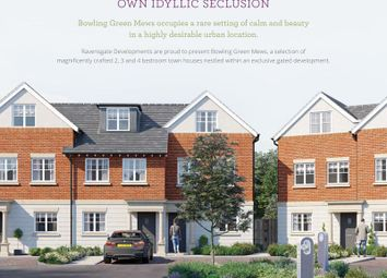 Thumbnail 4 bedroom terraced house for sale in Bowling Green Mews, Wimbledon
