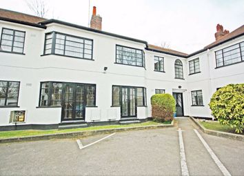 Thumbnail 2 bed flat to rent in Conifers Close, Teddington